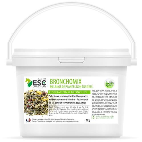ESC Laboratoire - Bronchomix – Respiration cheval – Mélange de plantes