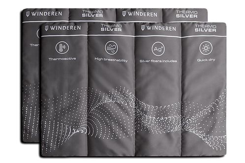Winderen - Sous-bandes Thermo Silver
