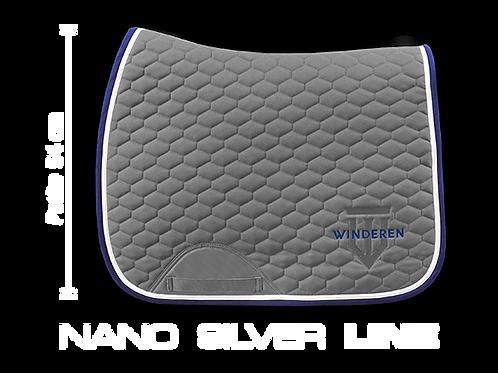 Winderen - Tapis Dressage NanoSilver pour chevaux allergiques et sensibles