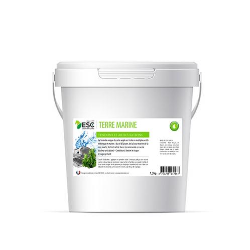 ESC Laboratoire - Terre Marine – Argile cheval enrichie en minéraux marins