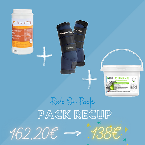 Ride On Pack - Pack Récup'