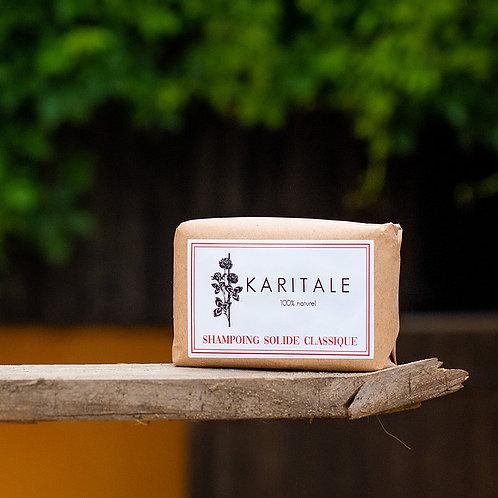 Karitale - Shampoing solide classique
