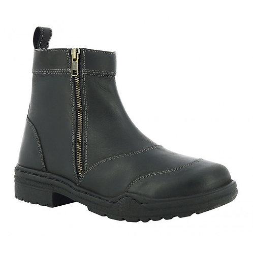 Equithème - Boots d'hiver fourrées « Zipper»