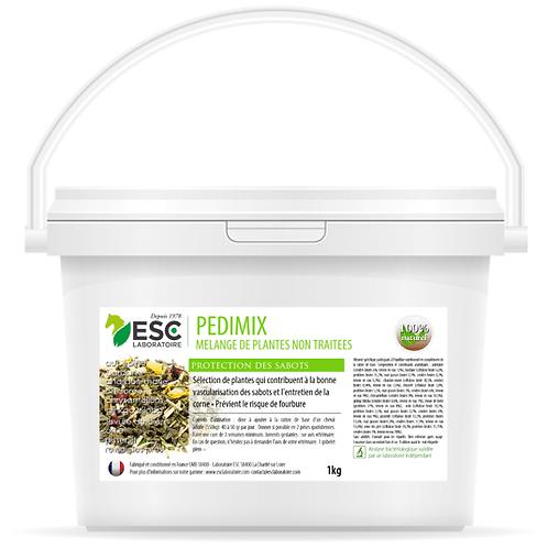 ESC Laboratoire - Pedimix - Circulation sanguine sabot du cheval et fourbure