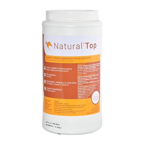 Natural'Innov - Natural'Top