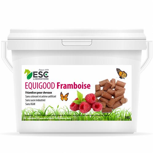 ESC Laboratoire - Friandises Equigood framboise