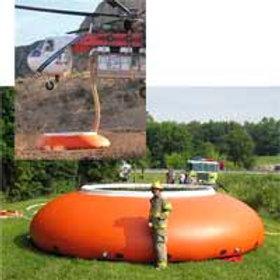Tanque plástico para Control de Incendios Forestales