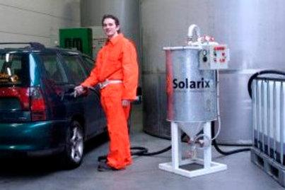 Bamby para produccion de biodiesel