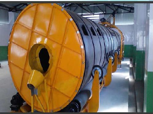 Composter: Equipo para producir compostaje de residuos