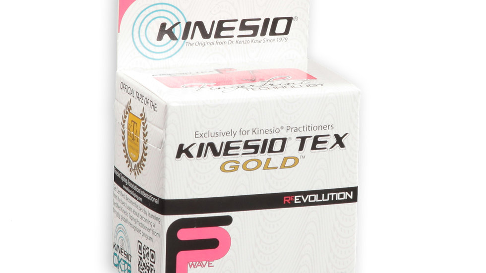 "Kinesio® Tex Gold FP (2"" Red)"