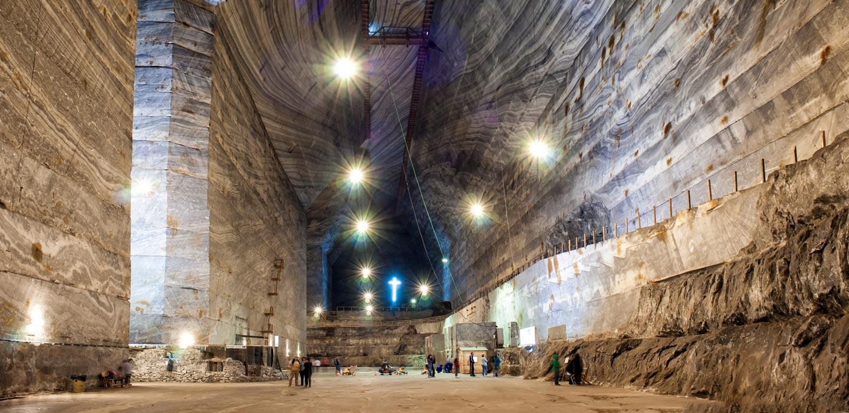 Salt Mine Slanic Prahova