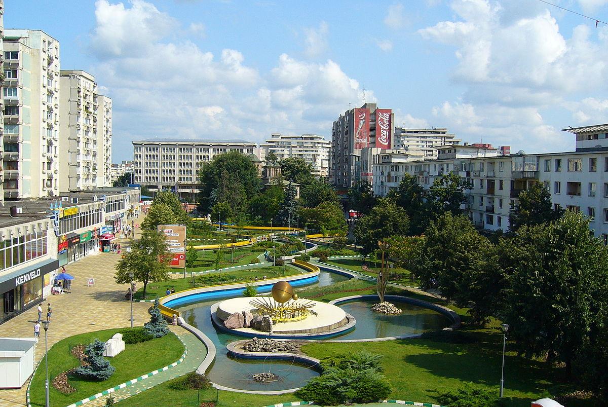 Pitesti City