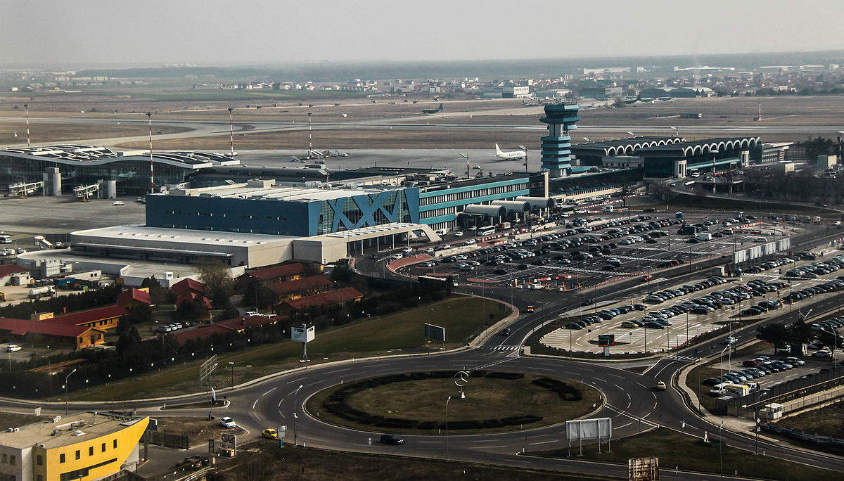 International Airport Henry Coanda Bucharest