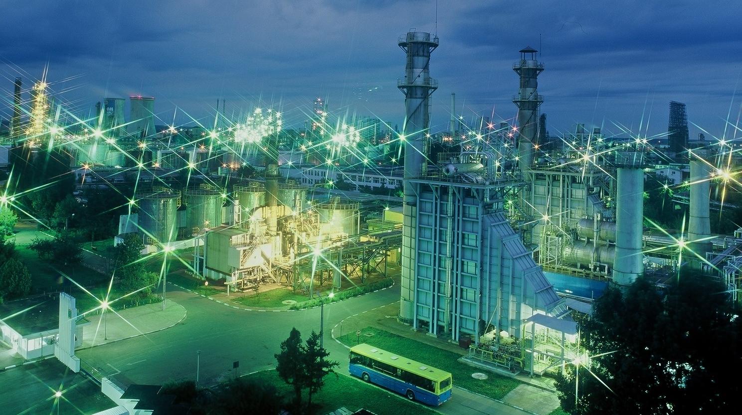 Petrobrazi Refinery Ploiesti