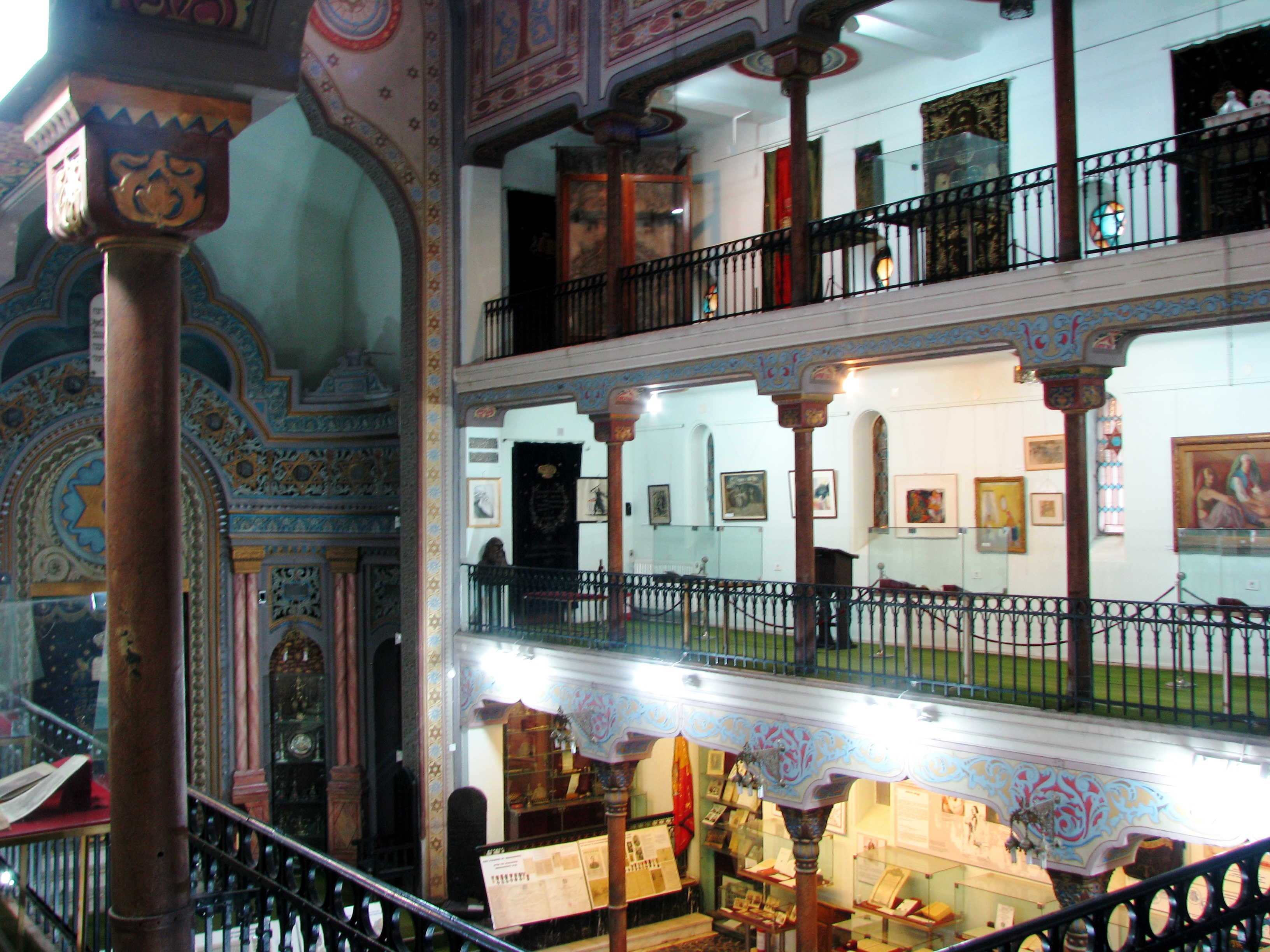 the-museum-of-jewish-history-from-romania