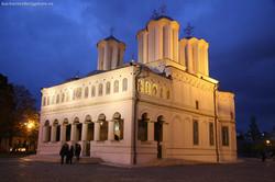 Metropolitan Cathedral Bucharest