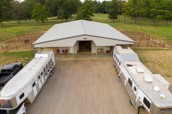 Horse Stalls and Convoy