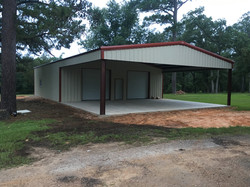 Holland Prefabricated Shed
