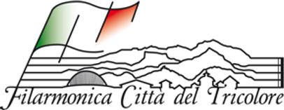 Logo della Filarmonica Città del Tricolore