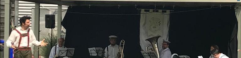ASPETTANDO LE CICALE - I MUSICANTI DI BREMA con: Fivessence Brass Quintet