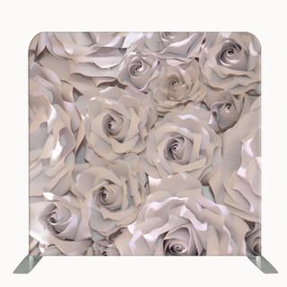 Grey / White Flowers