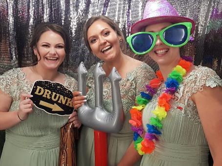 Lorraine & Tom's Bridesmaids