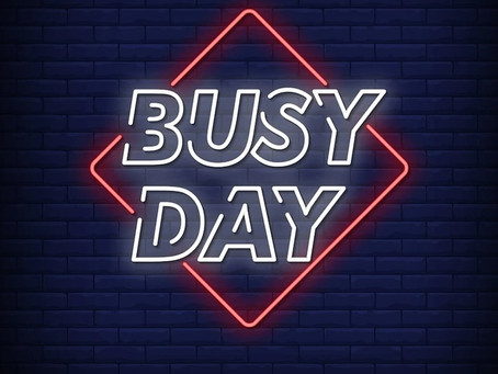Busy Day