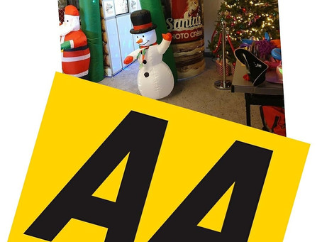 The AA Christmas Parties
