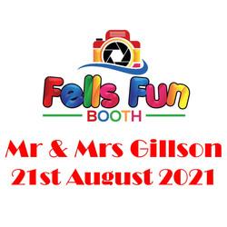 MR & MRS GILLSON