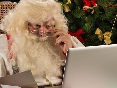 Santa's email