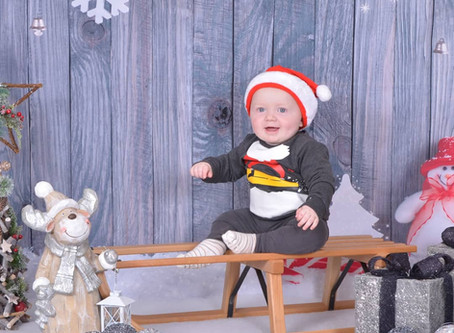 Mini Christmas Photo Shoot