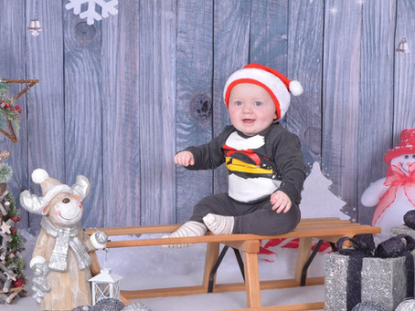 Mini Christmas Photo Shoot
