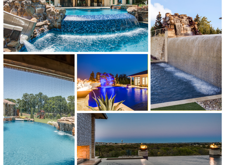 Dazzling Pool Features That'll Take Yours To The Next Level