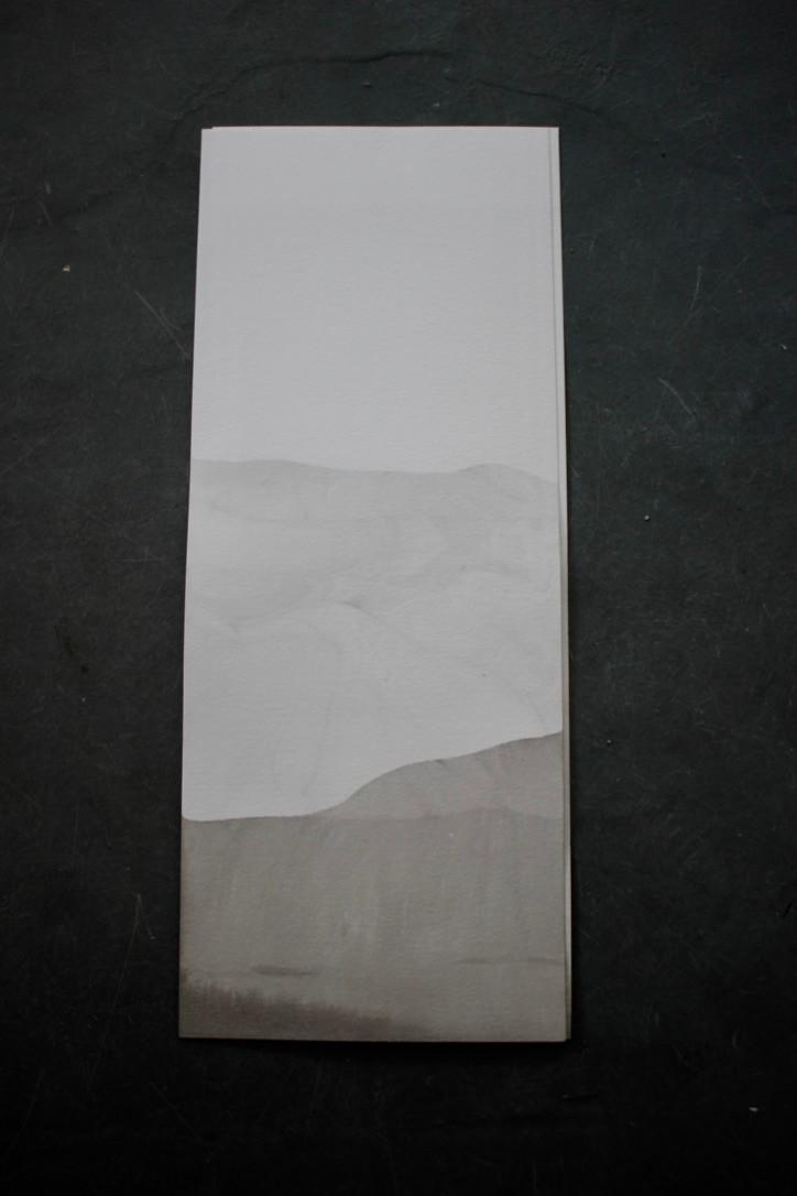 tidal drawing I