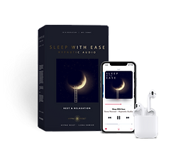 Sleep With Ease Hypnotic Audio from Hypno Reset by Ilona Hawser Hypnotherapy, have a perfect, restful, deep sleep every night. Learn how to reset your sleep patterns and Reconnect with your ability to sleep