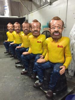 Multiple Bobs