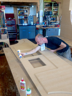 Arch Fabrication