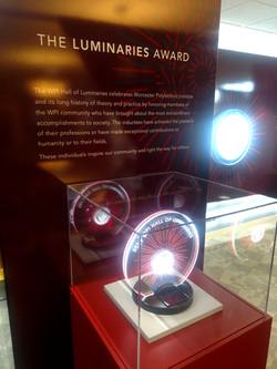 Award Display