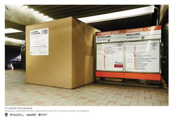 MBTA Transit Police Box