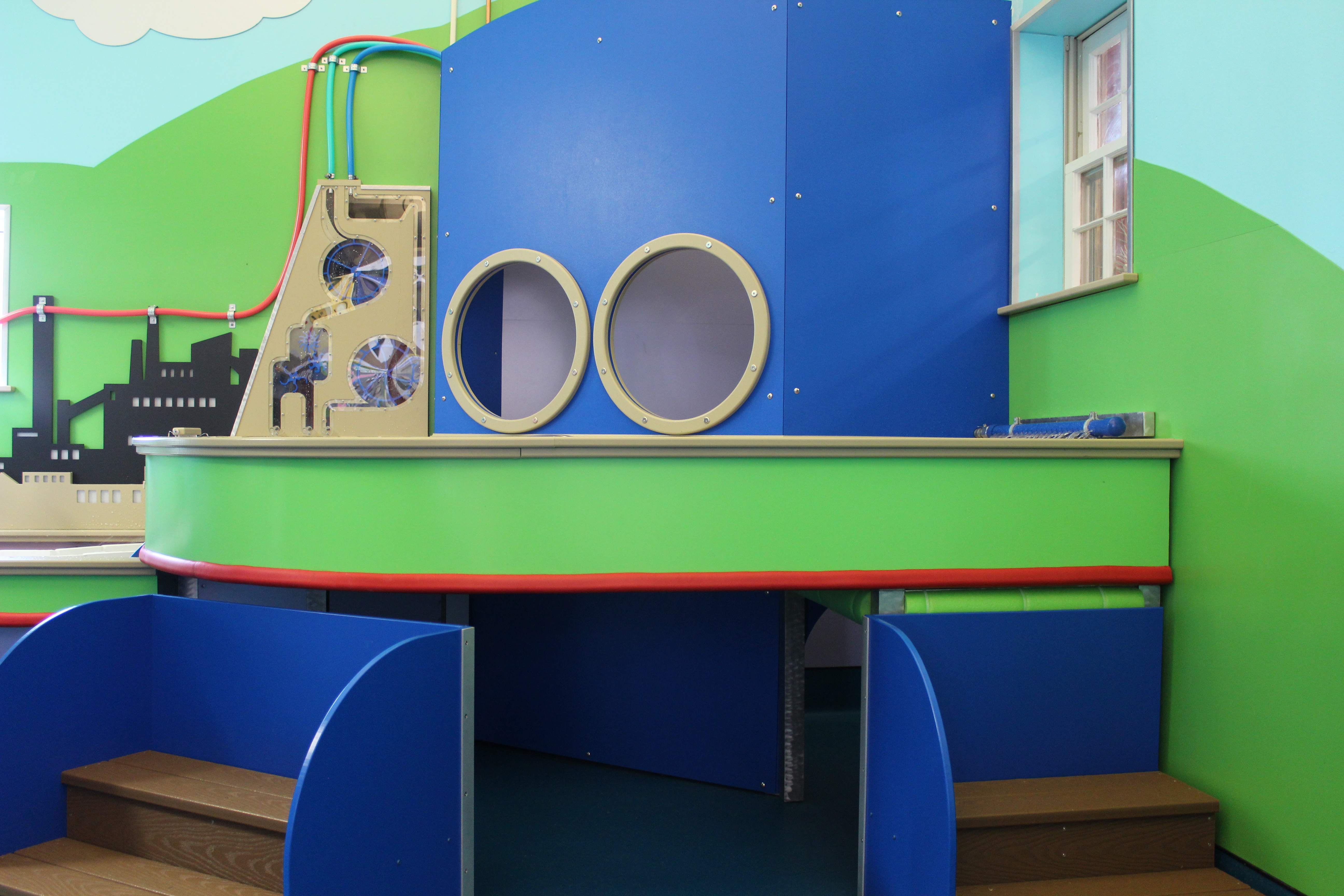 Crawl space for Kids
