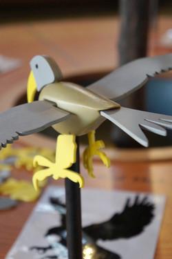 Build a Bird detail