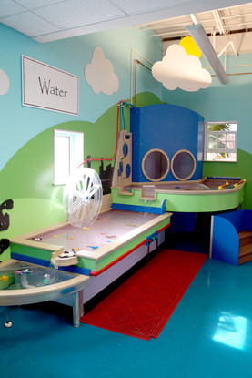 Interactive Water Table