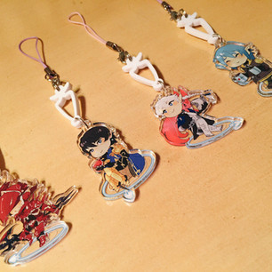 Final Fantasy XIV charms