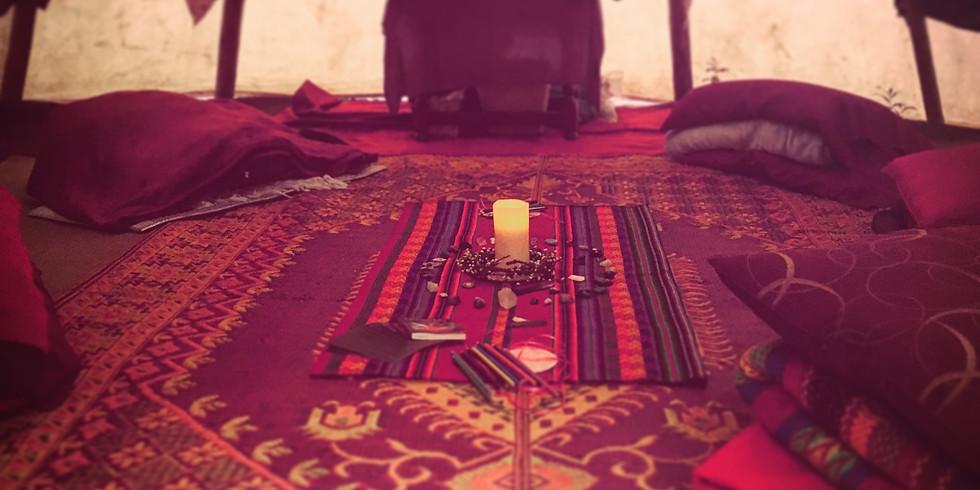 Red Tent Ceremony