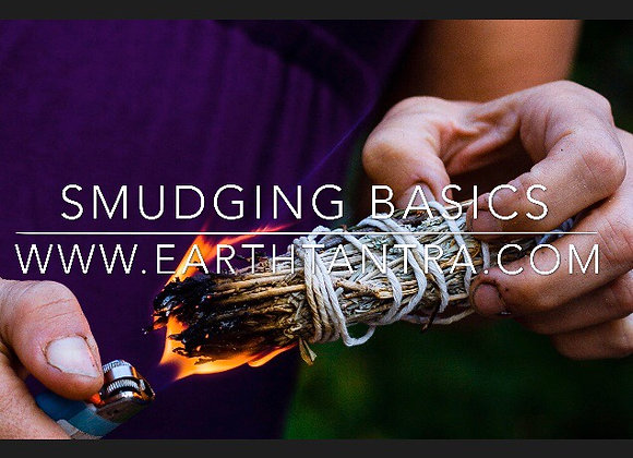Tutorial: Smudging Kit Basics, Tips & How To Smudge People