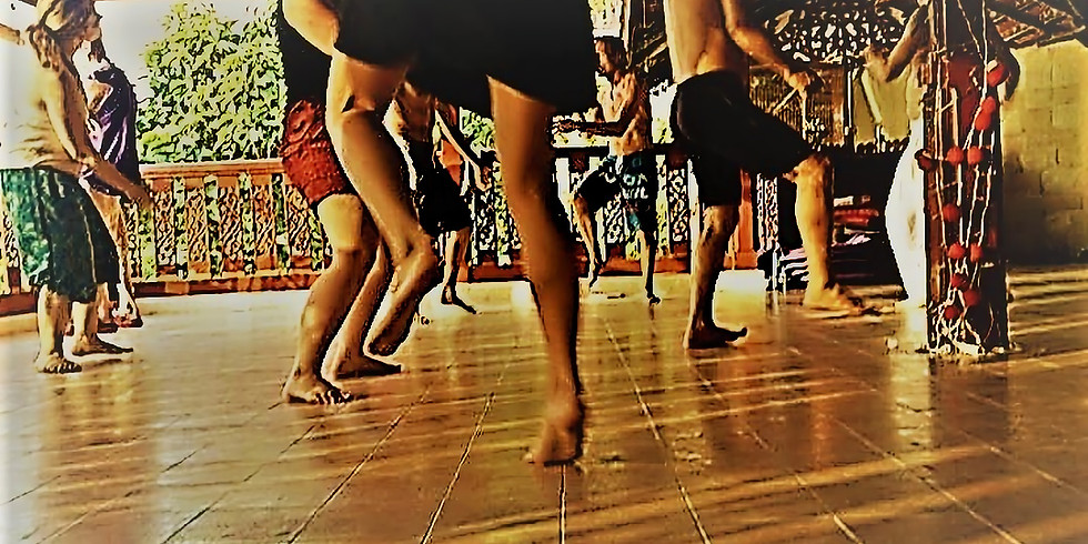 Ecstatic Heart Dance Workshop