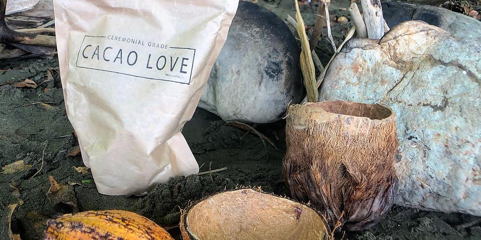 Libra Full Moon Cacao Ceremony