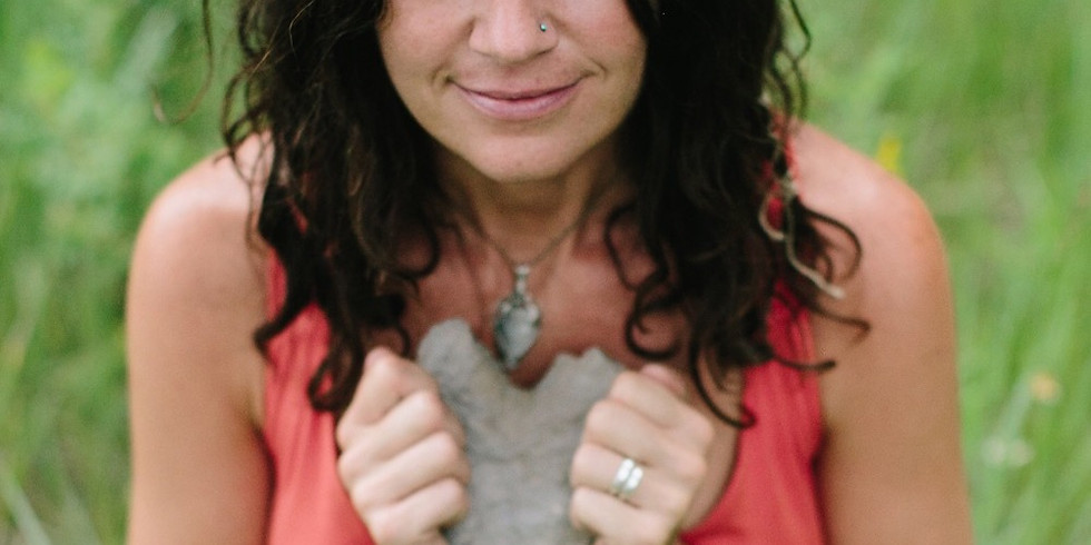 Healing Your Lower 4 Chakras Virtual