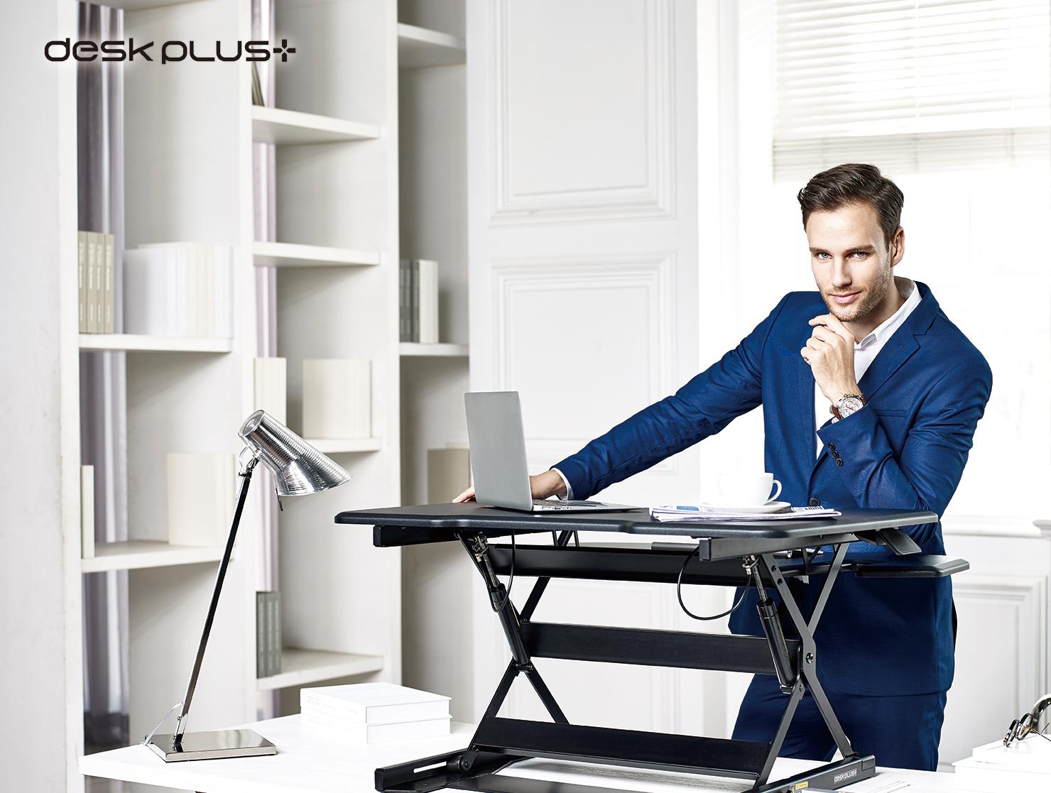 Desk + 1