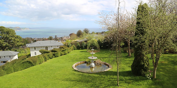 Greenhill House Luxury Bed and Breakfast Garden